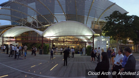 Cloud Arch looks to build the future