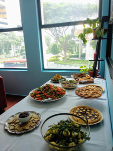 APICS monthly social lunch