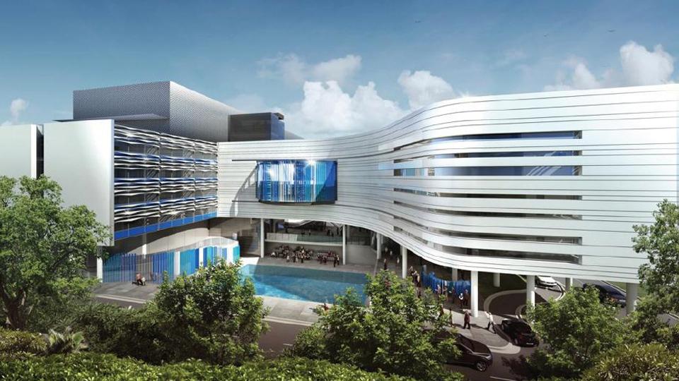 Scuola Italiana a Singapore. Photo: SAIS