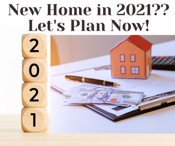 Let's Buy a Home in 2021!
