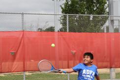 Tennis fun!
