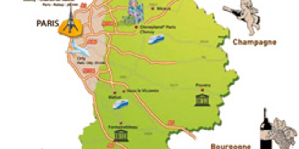 30 ans d'audax en Seine et Marne