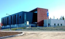 Centre Le Trait d'Union Malartic - Revêtement Prodema