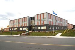 École Les Explorateurs Malartic - Panneaux d'aluminium 1
