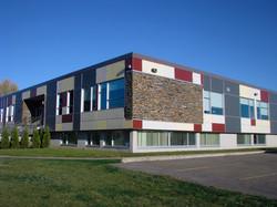 1025 Marguerite-Bourgeoys, Trois-Rivières, C.S. Chemin-du-Roy - Déclin & Panneaux Fibro ciment
