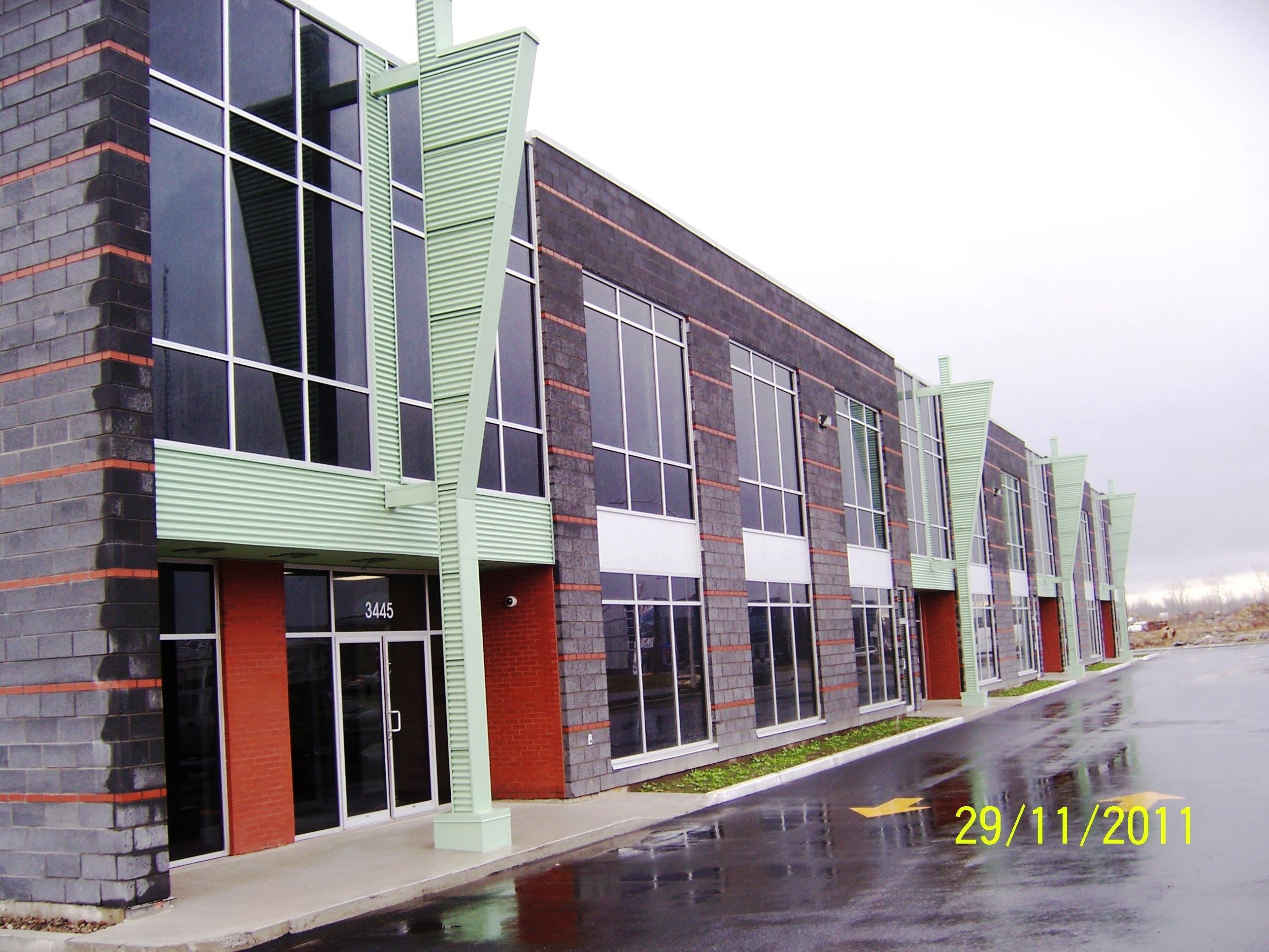 CIT Laval - Revêtement Métallique