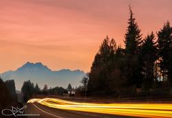 Mountain and Traffic II