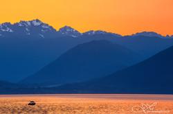 May Seabeck Sunset