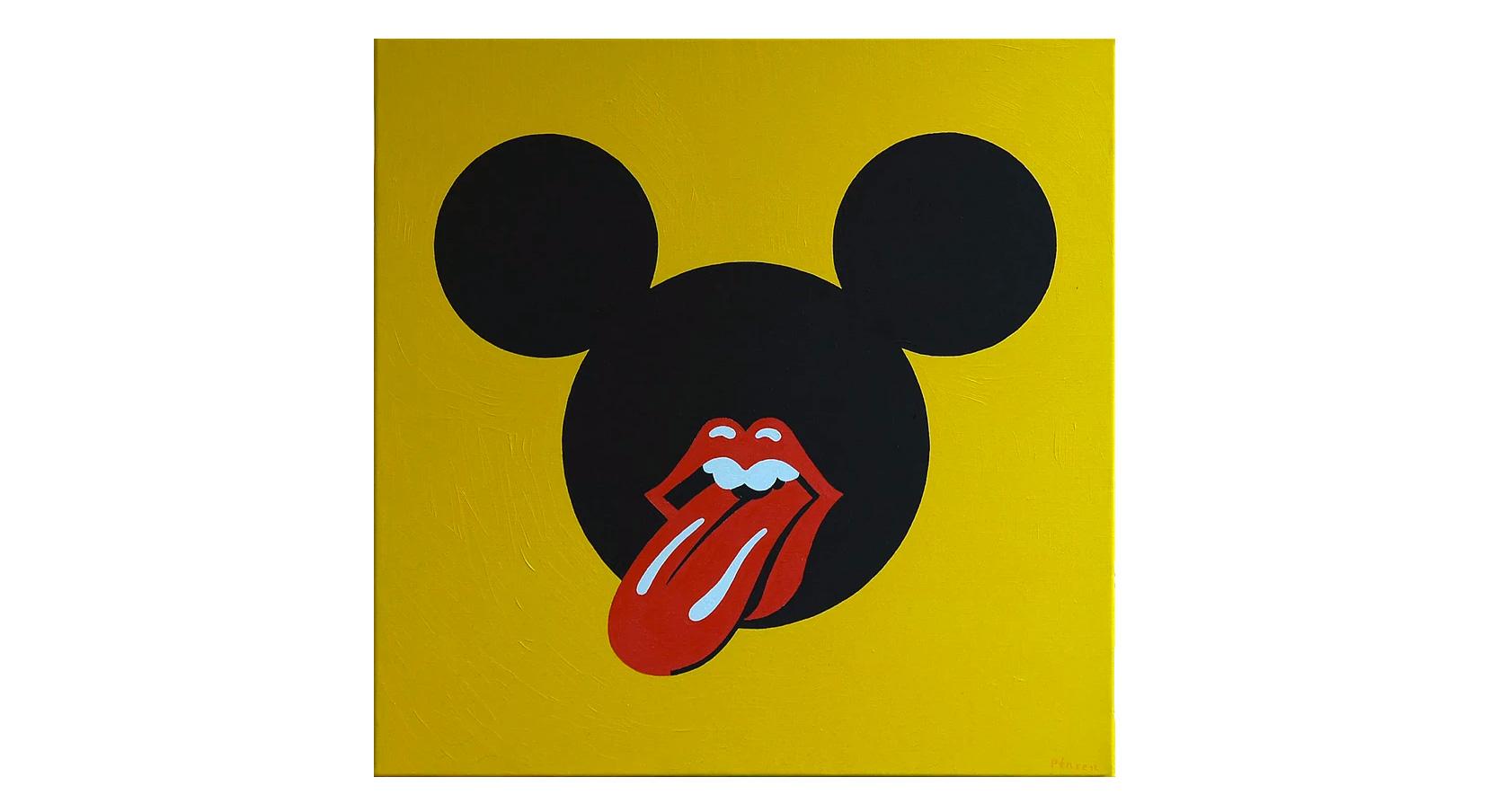 Mickey Stone