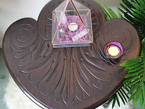 Fortune Tellers Table