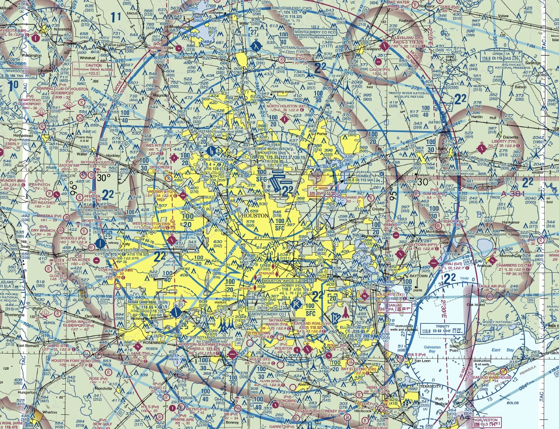 FAA Airspace Auth (Class B)