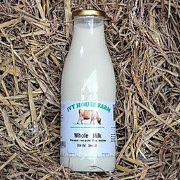 Whole Milk 1 Litre