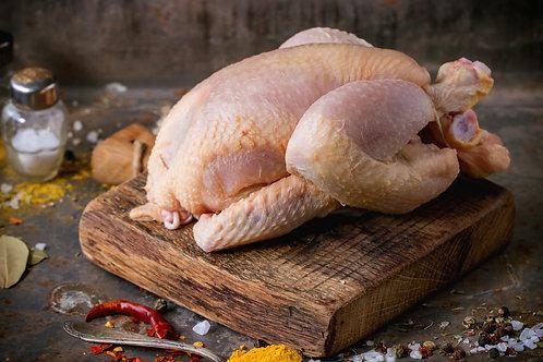 Whole Free Range Chicken 1.8-2KG