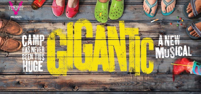 GIGANTIC: A New Musical