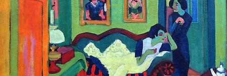 02-Ernst-Ludwig-Kirchner-Intérieur-ave