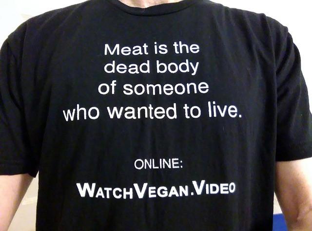 ÜberVegan Advocacy T-Shirt