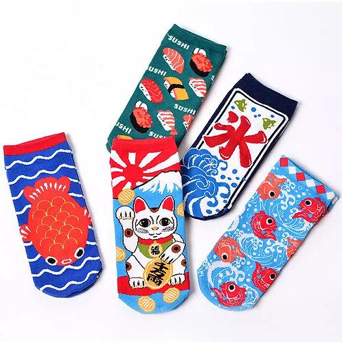 Calcetas Japonesa