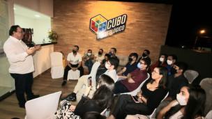 Arapiraca: Em palestra, Luciano fala sobre desafios da gestão pública durante a pandemia de covid-19