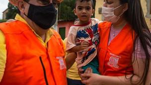 Rio Largo: Prefeito participa de ações do projeto Viva Nossa Gente, na comunidade da Biquinha