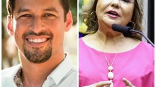 Rodrigo Cunha e Tereza Nelma podem se unir novamente