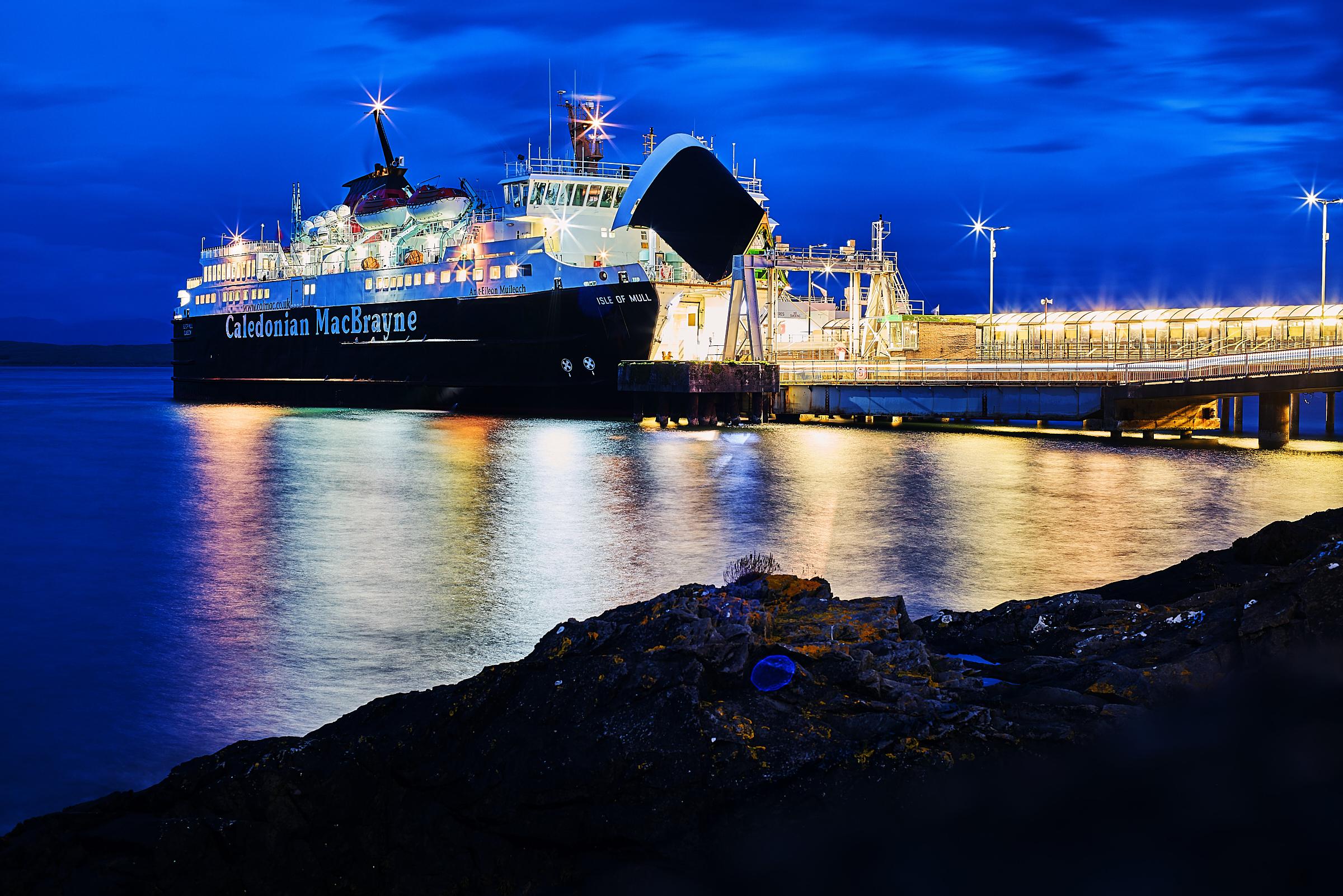 s´fotostudio by Dominik Somweber_Isle of Mull Ferry