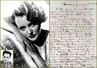 """""""Lost Art of Being a Dame"""" Feature: Mary Astor's Dirty Diary"""