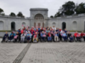 Honor Flight Austin #54: All Female Veterans (WWII, Korean & Vietnam)