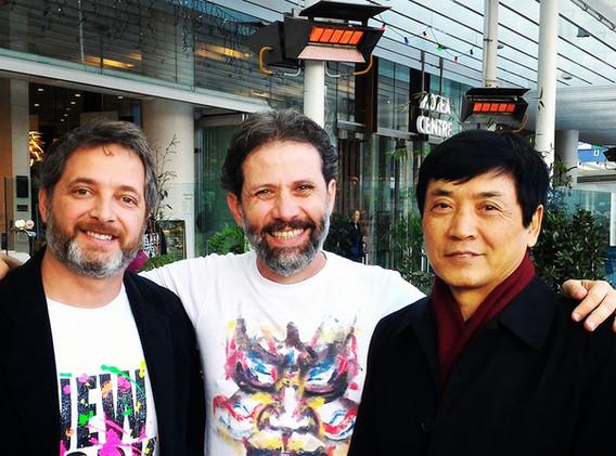 2016 PRÊMIO HANS CHRISTIAN ANDERSEN - NOVA ZELÂNDIA (Volnei Canônica, Roger Mello e Cao Wenxuan)