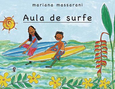 Aula de surfe (Mariana Massarani)