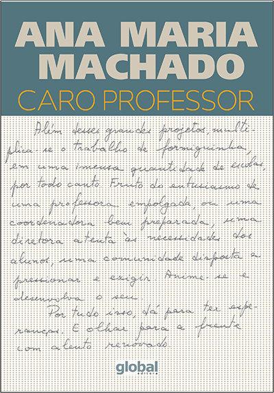 Caro professor (Ana Maria Machado)