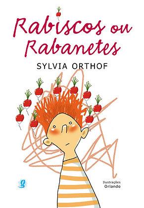Rabiscos ou rabanetes (Sylvia Orthof e Orlando Pedroso)