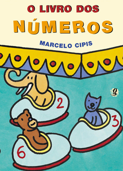 O livro dos números (Marcelo Cipis)