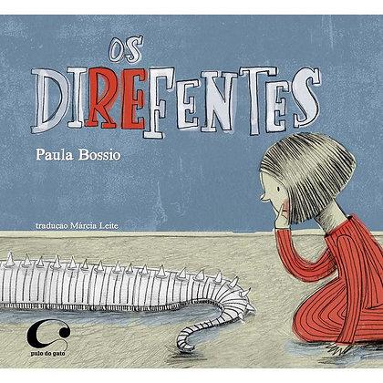 Os Diferentes (Paula Bossio)