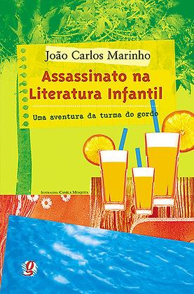 Assassinato na literatura infantil (João Carlos Marinho e Camila Mesquita)