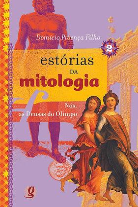 Estórias da mitologia 2 - Nós, as Deusas do Olimpo
