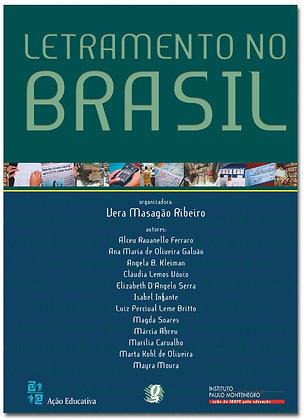 Letramento no Brasil (Organizadora: Vera Masagão Ribeiro)