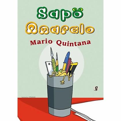 Sapo amarelo (Mario Quintana e  Orlando Pedroso)