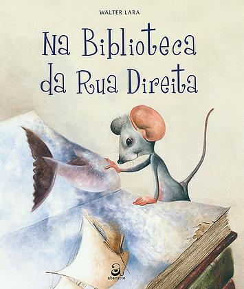 Na biblioteca da rua direita (Walter Lara)