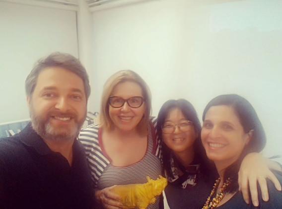 2016 FUNDAÇÃO SM - SÃO PAULO SP (Volnei Canônica, Pilar Lacerda, Sandra Medrano e Patrícia Diaz)