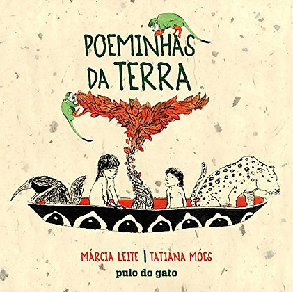 Poeminhas da terra (Márcia Leite e Tatiana Móes)