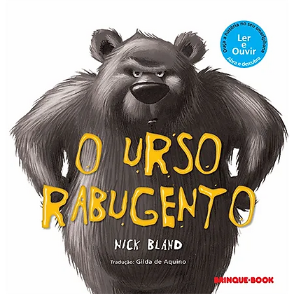 O Urso Rabugento (Nick Bland)