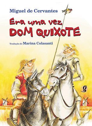 Era uma vez Dom Quixote (Miguel de Cervantes e Nivio López Vigil)