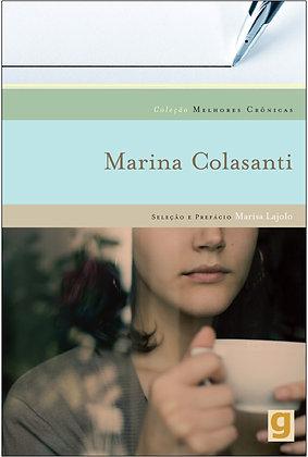 Melhores crônicas Marina Colasanti (Seleção: Marisa Lajolo)