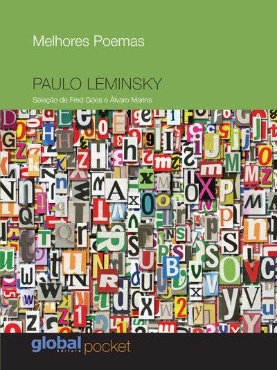 Melhores Poemas Paulo Leminski (Pocket) (Seleção: Álvaro Marins e Fred Góes)
