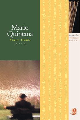 Melhores Poemas Mario Quintana (Fausto Cunha)