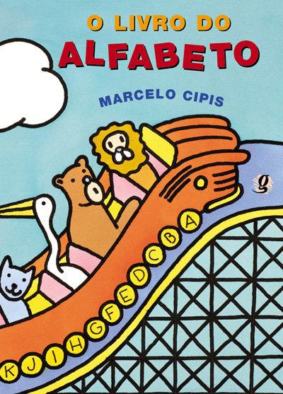 O livro do alfabeto (Marcelo Cipis)