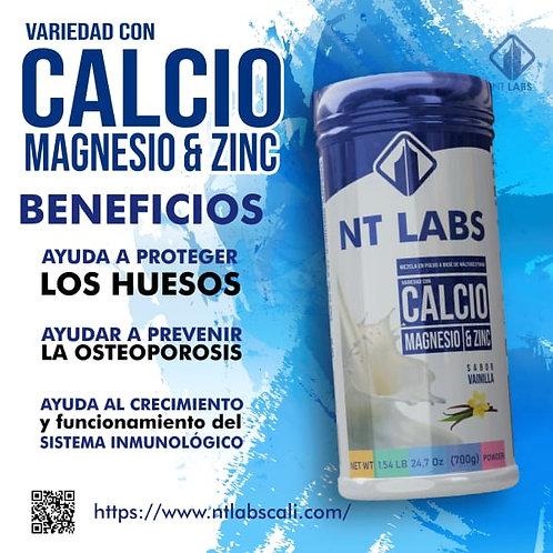 CALCIO MAGNESIO Y ZINC