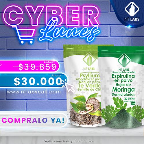 Cyber promo 2 fibras x 450 gr