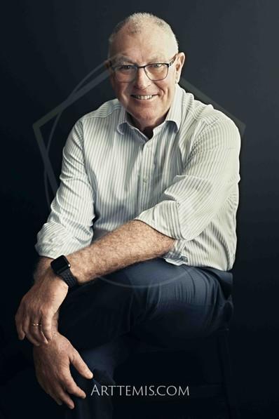 Perth Portrait Photography Studio Person