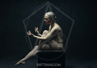 Perth Portrait Photography Studio Arttemis Atelier Dance Portrait